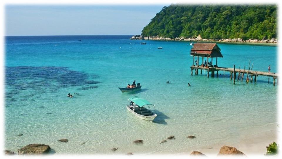 マレーシア ビーチ